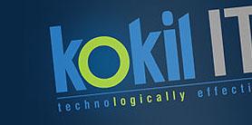 Kokil IT - folder design