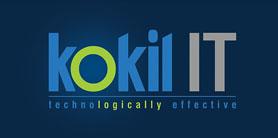 Kokil IT - logo design