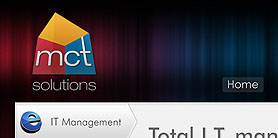 MCT Solutions - web design
