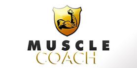 Muscle Coach - logo design