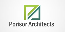 Porishor Architects - logo design