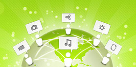 Spling - web & UI design